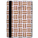 WOVEN1 WHITE MARBLE & RUSTED METAL (R) Apple iPad Pro 12.9   Flip Case View4