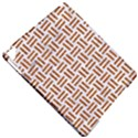 WOVEN1 WHITE MARBLE & RUSTED METAL (R) Apple iPad Pro 9.7   Hardshell Case View4