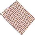 WOVEN1 WHITE MARBLE & RUSTED METAL (R) Apple iPad Pro 12.9   Hardshell Case View4