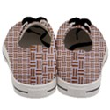 WOVEN1 WHITE MARBLE & RUSTED METAL (R) Men s Low Top Canvas Sneakers View4