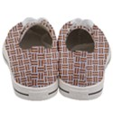 WOVEN1 WHITE MARBLE & RUSTED METAL (R) Women s Low Top Canvas Sneakers View4