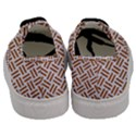 WOVEN1 WHITE MARBLE & RUSTED METAL (R) Men s Classic Low Top Sneakers View4