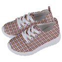 WOVEN1 WHITE MARBLE & RUSTED METAL (R) Kids  Lightweight Sports Shoes View2