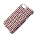 WOVEN1 WHITE MARBLE & RUSTED METAL (R) Apple iPhone 8 Hardshell Case View4