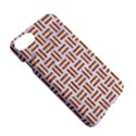 WOVEN1 WHITE MARBLE & RUSTED METAL (R) Apple iPhone 8 Hardshell Case View5
