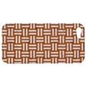 WOVEN1 WHITE MARBLE & RUSTED METAL Apple iPhone 5 Hardshell Case View1