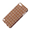 WOVEN1 WHITE MARBLE & RUSTED METAL Apple iPod Touch 5 Hardshell Case View4