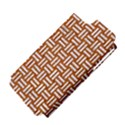 WOVEN1 WHITE MARBLE & RUSTED METAL Apple iPhone 5 Hardshell Case (PC+Silicone) View4