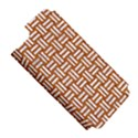 WOVEN1 WHITE MARBLE & RUSTED METAL Apple iPhone 5 Hardshell Case (PC+Silicone) View5