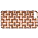 WOVEN1 WHITE MARBLE & RUSTED METAL Apple iPhone 5 Classic Hardshell Case View1