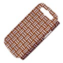 WOVEN1 WHITE MARBLE & RUSTED METAL Samsung Galaxy S III Hardshell Case (PC+Silicone) View4