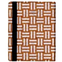 WOVEN1 WHITE MARBLE & RUSTED METAL Apple iPad Mini Flip Case View3