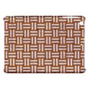 WOVEN1 WHITE MARBLE & RUSTED METAL Apple iPad Mini Hardshell Case View1