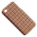 WOVEN1 WHITE MARBLE & RUSTED METAL Apple iPhone 4/4S Hardshell Case (PC+Silicone) View5