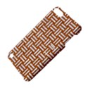 WOVEN1 WHITE MARBLE & RUSTED METAL Apple iPod Touch 5 Hardshell Case with Stand View4