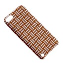 WOVEN1 WHITE MARBLE & RUSTED METAL Apple iPod Touch 5 Hardshell Case with Stand View5