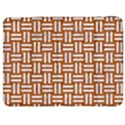 WOVEN1 WHITE MARBLE & RUSTED METAL Samsung Galaxy Tab 7  P1000 Flip Case View1