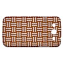 WOVEN1 WHITE MARBLE & RUSTED METAL Samsung Galaxy Mega 5.8 I9152 Hardshell Case  View1