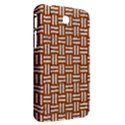 WOVEN1 WHITE MARBLE & RUSTED METAL Samsung Galaxy Tab 3 (7 ) P3200 Hardshell Case  View2