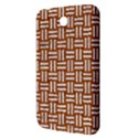 WOVEN1 WHITE MARBLE & RUSTED METAL Samsung Galaxy Tab 3 (7 ) P3200 Hardshell Case  View3