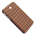 WOVEN1 WHITE MARBLE & RUSTED METAL Samsung Galaxy Tab 3 (7 ) P3200 Hardshell Case  View5