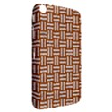WOVEN1 WHITE MARBLE & RUSTED METAL Samsung Galaxy Tab 3 (8 ) T3100 Hardshell Case  View2