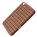 WOVEN1 WHITE MARBLE & RUSTED METAL Samsung Galaxy Tab 3 (8 ) T3100 Hardshell Case  View4
