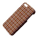 WOVEN1 WHITE MARBLE & RUSTED METAL iPhone 5S/ SE Premium Hardshell Case View4