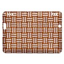 WOVEN1 WHITE MARBLE & RUSTED METAL Kindle Fire HDX Hardshell Case View1