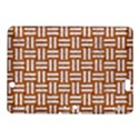 WOVEN1 WHITE MARBLE & RUSTED METAL Kindle Fire HDX 8.9  Hardshell Case View1