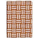 WOVEN1 WHITE MARBLE & RUSTED METAL iPad Mini 2 Flip Cases View1