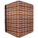 WOVEN1 WHITE MARBLE & RUSTED METAL iPad Mini 2 Flip Cases View3