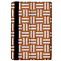 WOVEN1 WHITE MARBLE & RUSTED METAL iPad Mini 2 Flip Cases View4