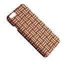 WOVEN1 WHITE MARBLE & RUSTED METAL Apple iPhone 6 Plus/6S Plus Hardshell Case View5