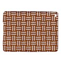 WOVEN1 WHITE MARBLE & RUSTED METAL iPad Air 2 Hardshell Cases View1