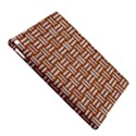 WOVEN1 WHITE MARBLE & RUSTED METAL iPad Air 2 Hardshell Cases View5