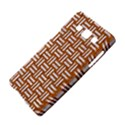 WOVEN1 WHITE MARBLE & RUSTED METAL Samsung Galaxy A5 Hardshell Case  View4