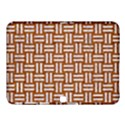 WOVEN1 WHITE MARBLE & RUSTED METAL Samsung Galaxy Tab 4 (10.1 ) Hardshell Case  View1