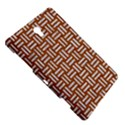 WOVEN1 WHITE MARBLE & RUSTED METAL Samsung Galaxy Tab S (8.4 ) Hardshell Case  View5