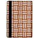 WOVEN1 WHITE MARBLE & RUSTED METAL Apple iPad Pro 9.7   Flip Case View4