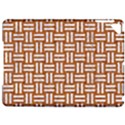 WOVEN1 WHITE MARBLE & RUSTED METAL Apple iPad Pro 9.7   Hardshell Case View1