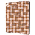 WOVEN1 WHITE MARBLE & RUSTED METAL Apple iPad Pro 9.7   Hardshell Case View3