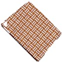 WOVEN1 WHITE MARBLE & RUSTED METAL Apple iPad Pro 9.7   Hardshell Case View4