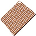 WOVEN1 WHITE MARBLE & RUSTED METAL Apple iPad Pro 9.7   Hardshell Case View5