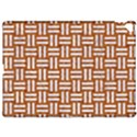 WOVEN1 WHITE MARBLE & RUSTED METAL Apple iPad Pro 12.9   Hardshell Case View1