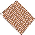 WOVEN1 WHITE MARBLE & RUSTED METAL Apple iPad Pro 12.9   Hardshell Case View4