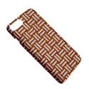 WOVEN1 WHITE MARBLE & RUSTED METAL Apple iPhone 7 Plus Hardshell Case View5