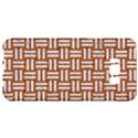 WOVEN1 WHITE MARBLE & RUSTED METAL Samsung Galaxy S8 Plus Hardshell Case  View1