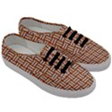 WOVEN1 WHITE MARBLE & RUSTED METAL Men s Classic Low Top Sneakers View3