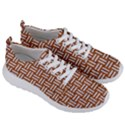 WOVEN1 WHITE MARBLE & RUSTED METAL Men s Lightweight Sports Shoes View3